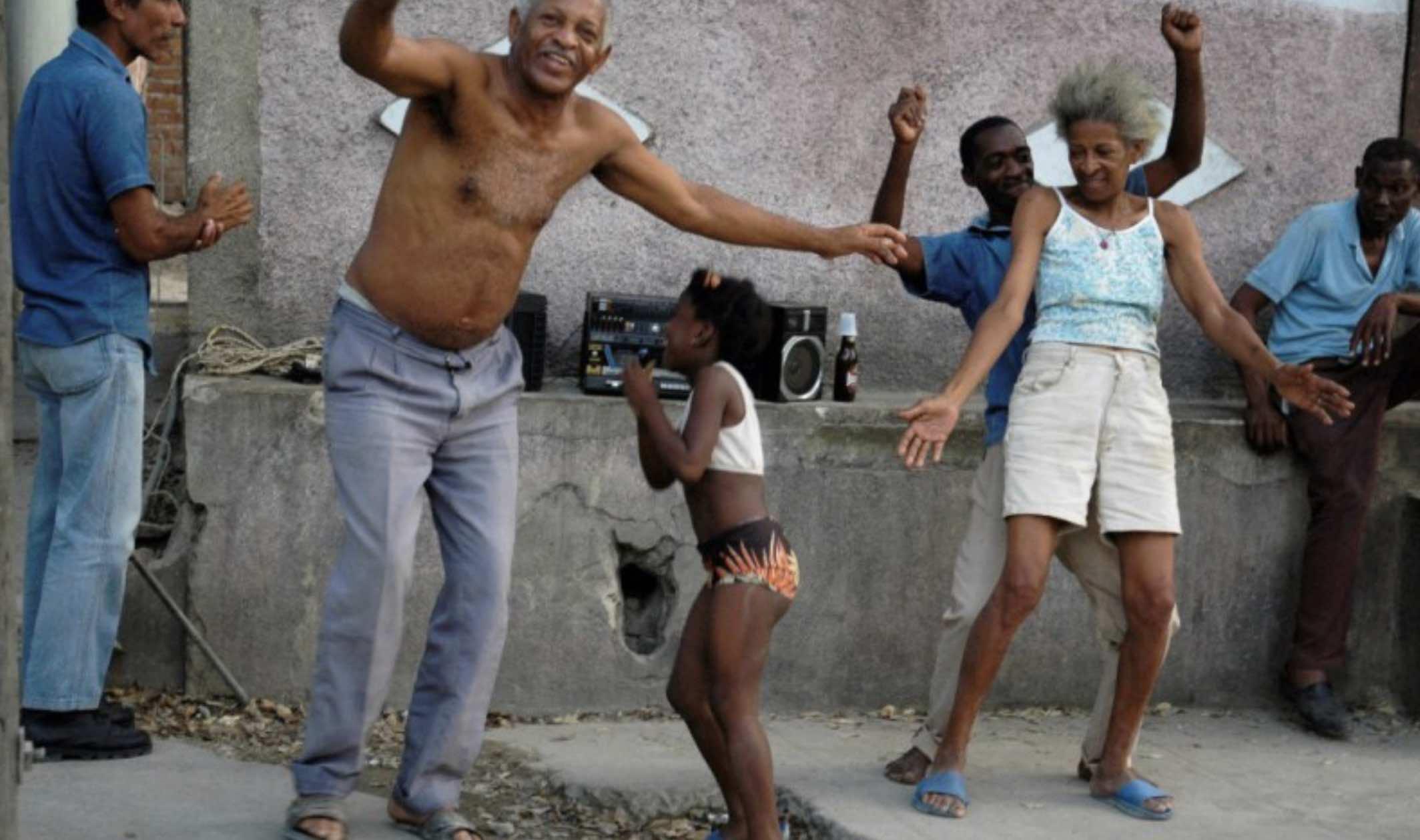 Kuba, čača