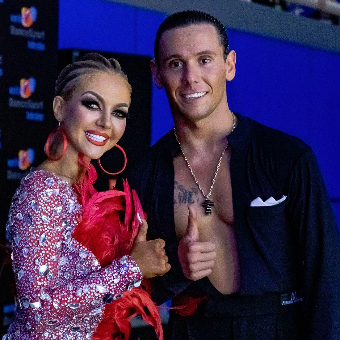 Armen Tsaturyan & Svetlana Gudyno
