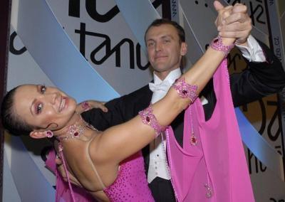 Jolana Voldánová, Jan Tománek, Stardance 1. 2006