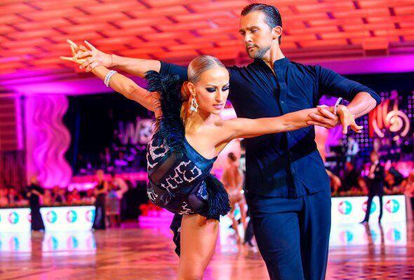 Pasha Zvychaynyy & Oxana Lebedew
