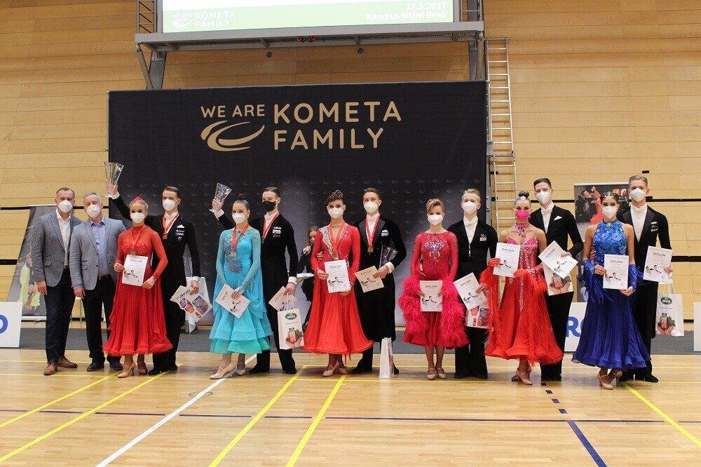Kometa Cup - Mládež STT