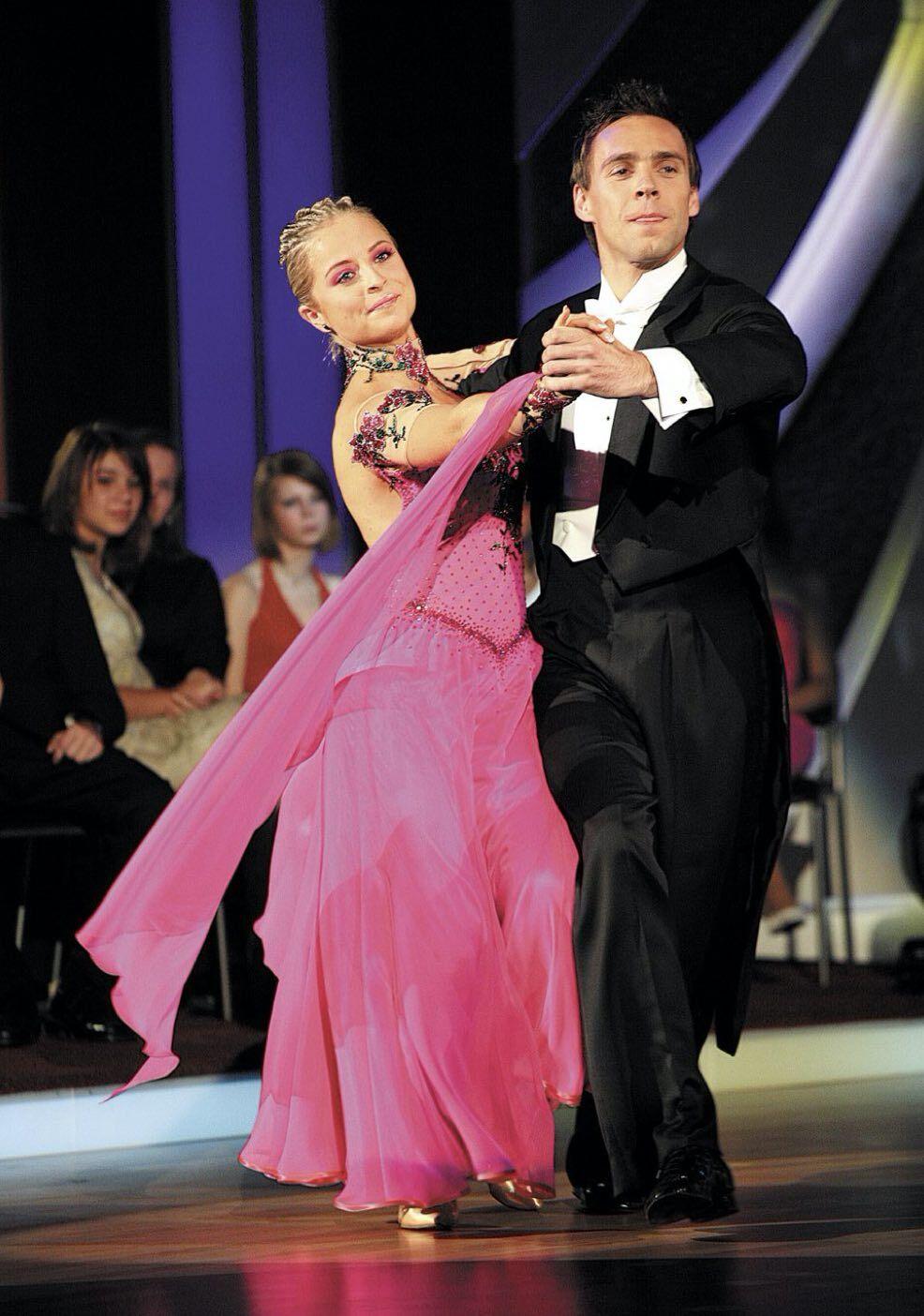 Stardance, Roman Vojtek, Kristýna Coufalová