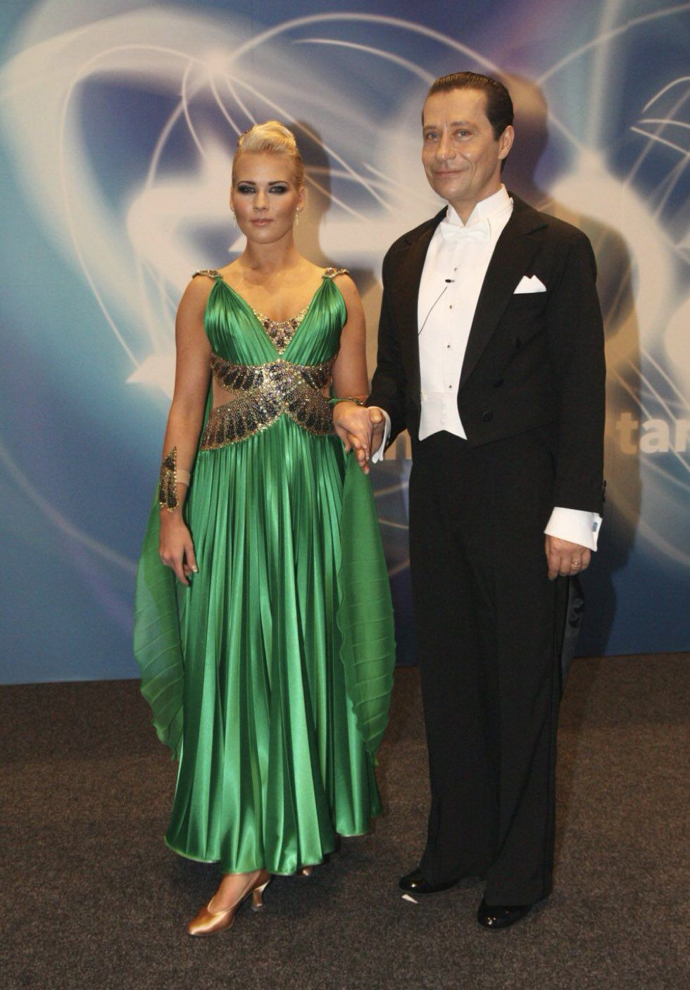Stardance, Pavel Kříž, Alice Stodůlková