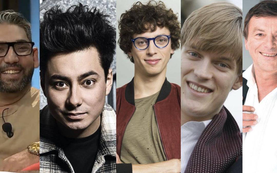 Pánské Celebrity ve Stardance 2021