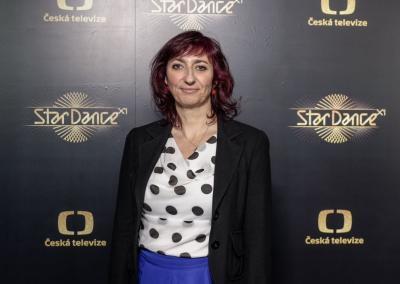 Simona Babčáková, Stardance