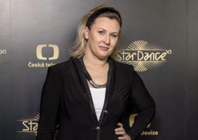 Tereza Černochová, Stardance