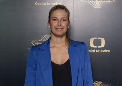 Andrea Hlaváčková, Stardance