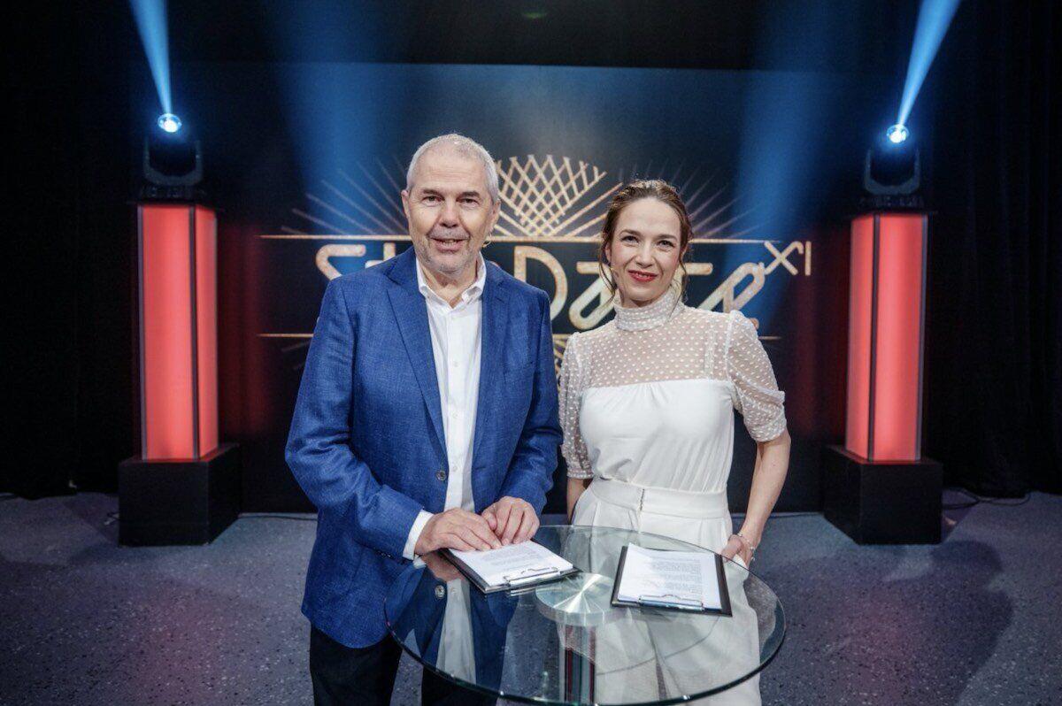 Marek Eben, Tereza Kostková, Stardance