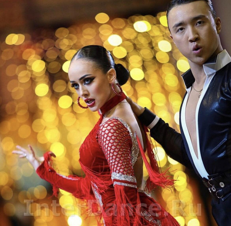 Oleg Chzen - Alina Ageeva Dance