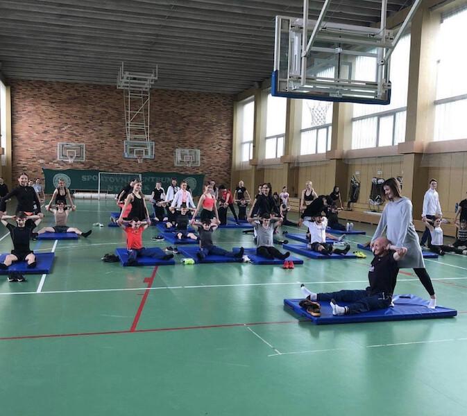 Soustředění NRT-kondiční trénink