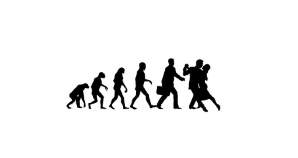 Tanec evoluce