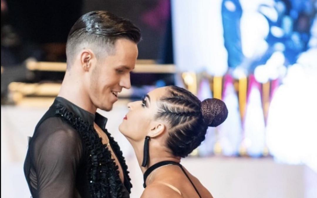 Tereza Maturová, Marian Hlaváč, Summer dance