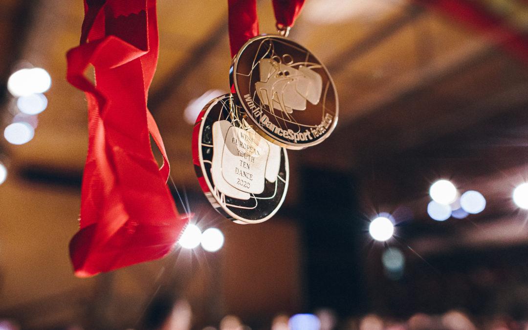 O víkendu Poprvé proběhne v České republice mistrovství světa ve standardních tancích!