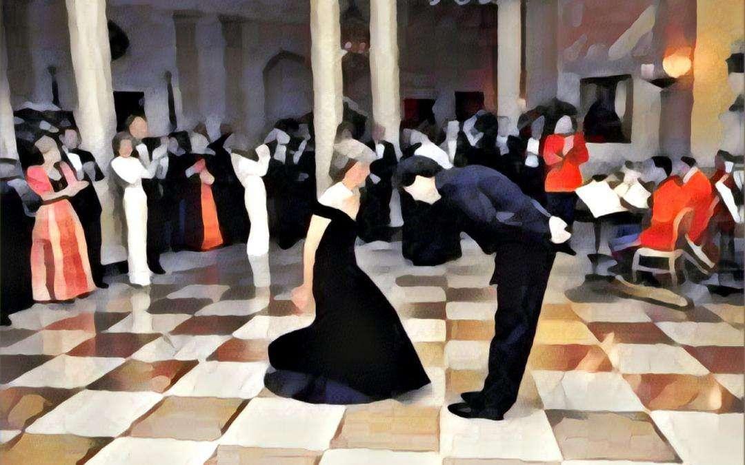 Deník tanečníka, úklona