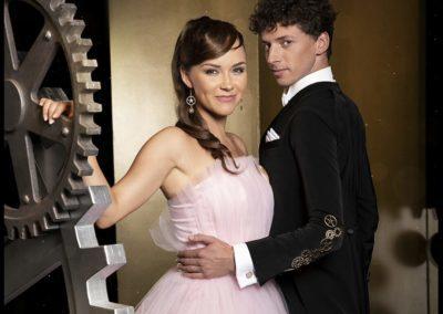 Stardance, Jan Cina, Adriana Mašková